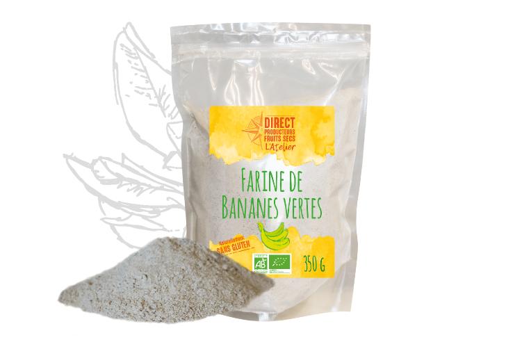 Notre farine de bananes vertes récompensée !