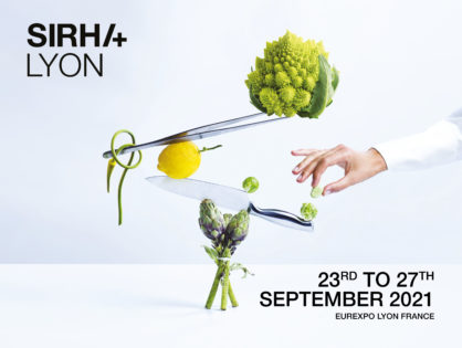 Visit us in September at the Sirha trade show!